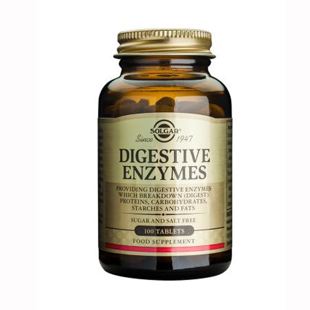Digestive Enzymes 100 tablets