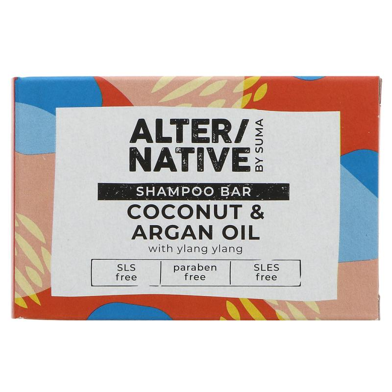 Alter/native Coconut Shampoo Bar