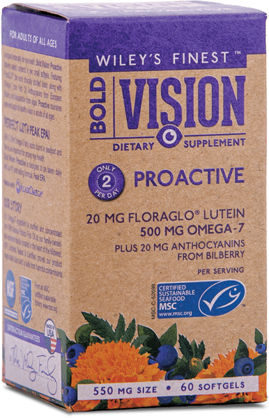 Bold Vision Proactive 60 Capsules