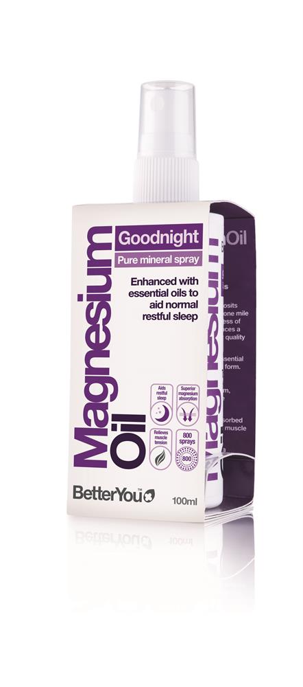 Magnesium Oil Goodnight spray 100ml