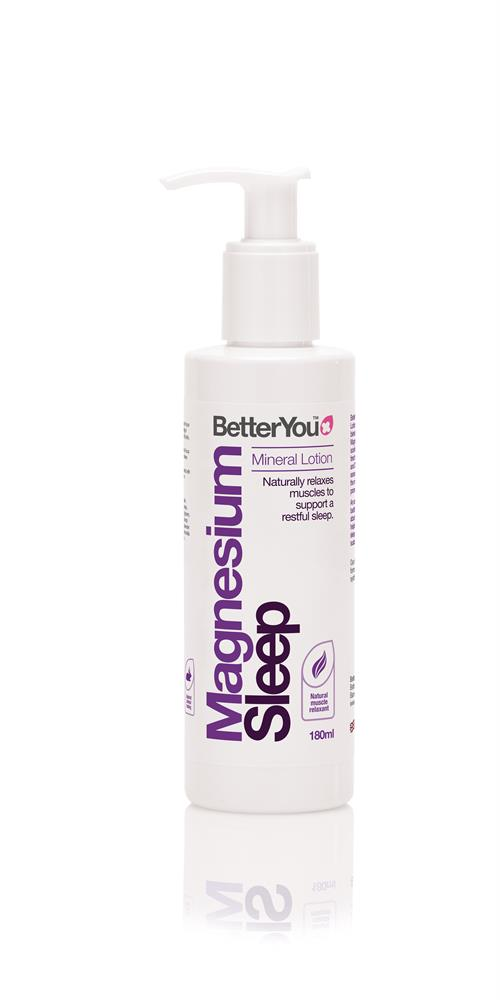 Magnesium Sleep Mineral Lotion 180ml