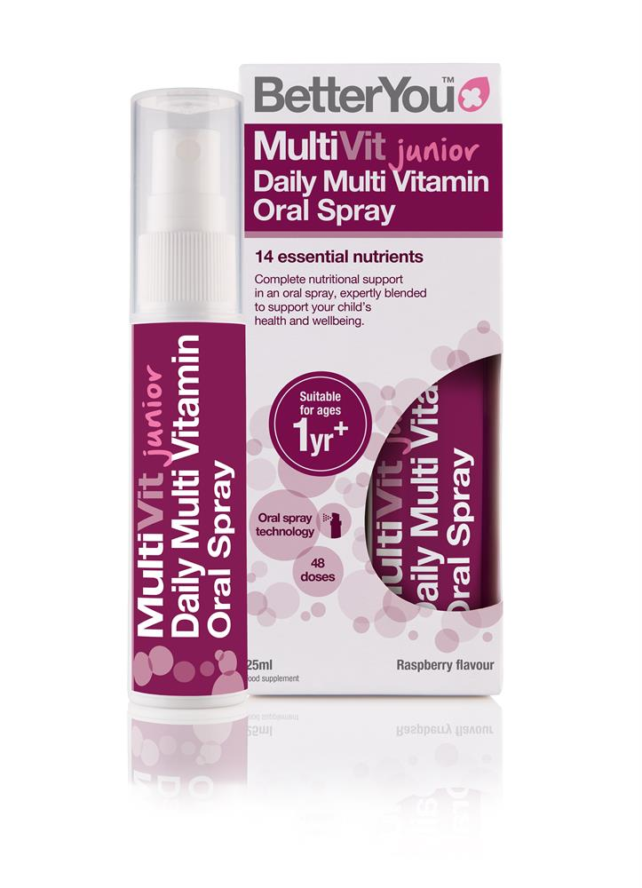 MultiVit Junior Oral Spray 25ml