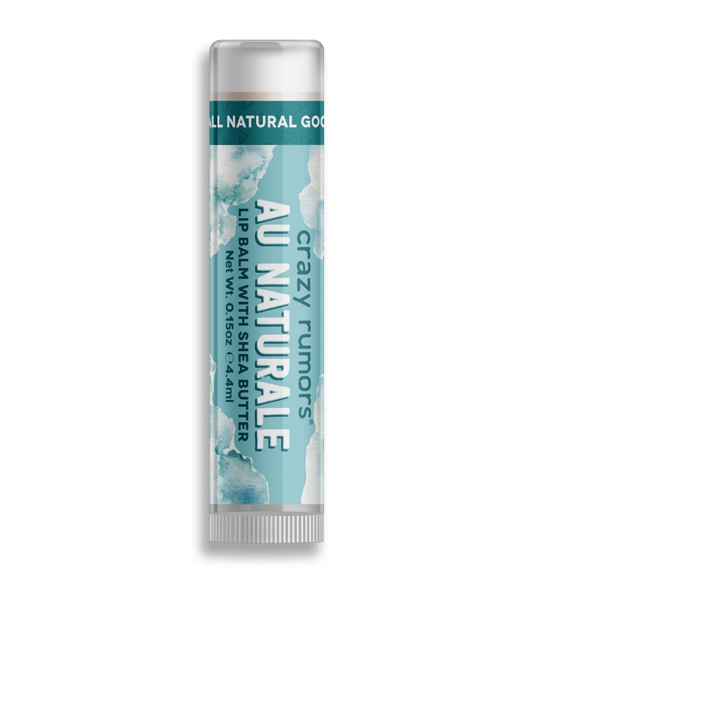 Au Naturale- fragrance free vegan lip balm 4ml