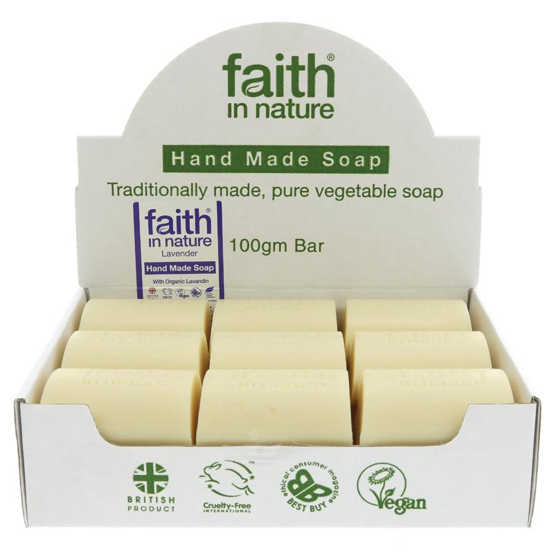 Faith In Nature Loose Soap Lavender