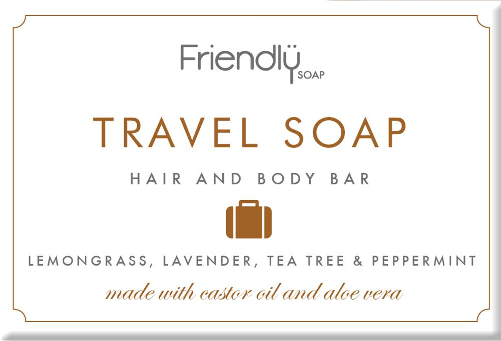 Travel Soap 95g