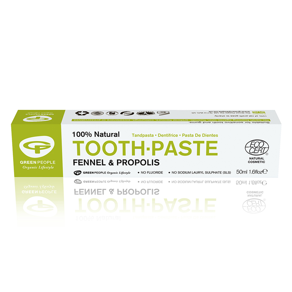 Green People Fennel Toothpaste 50ml