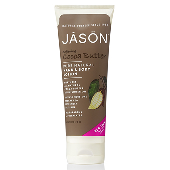 Jason Softening Cocoa Butter Hand & Body Lotion