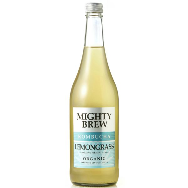 Mighty Brew Lemongrass 750ml