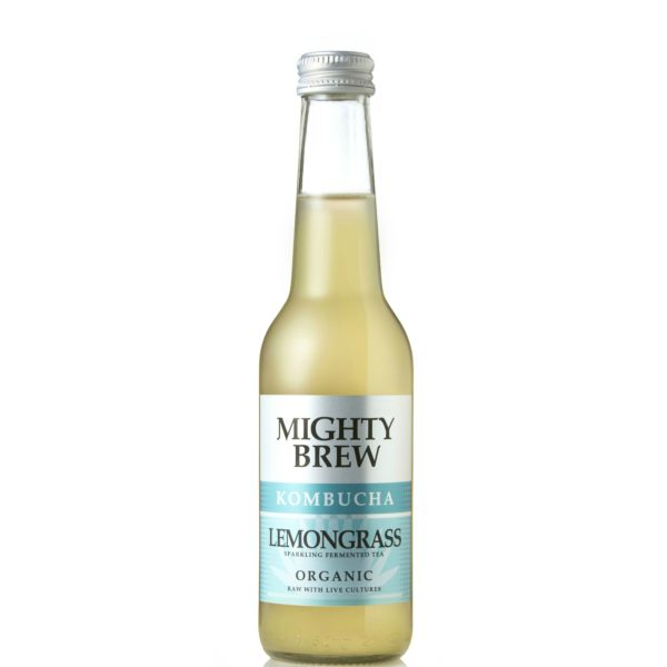 Mighty Brew Lemongrass 275ml