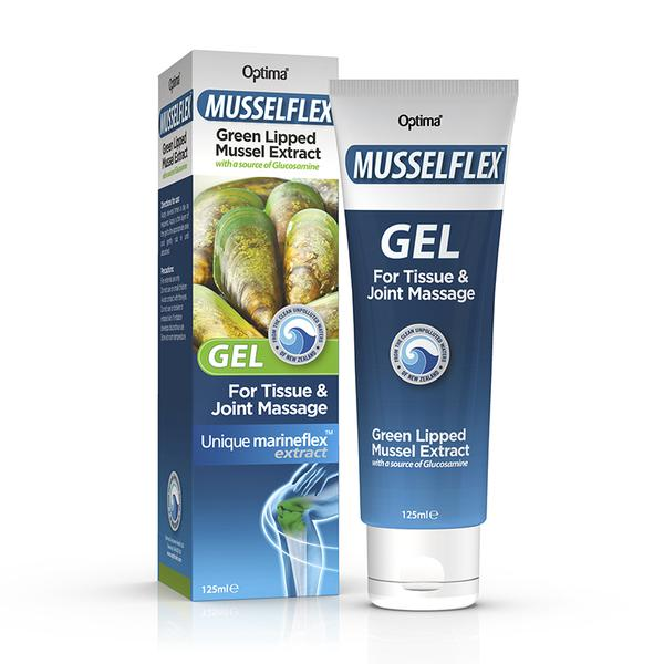 MusselFlex Gel with Glucosamine