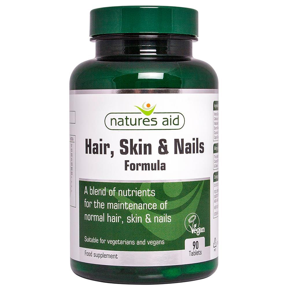 Hair, Skin and Nails Formula 90 Tablets