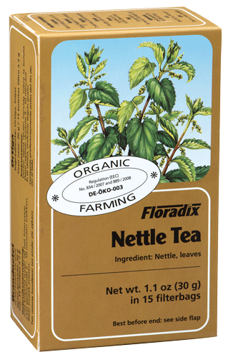 Floradix Nettle Herbal Tea