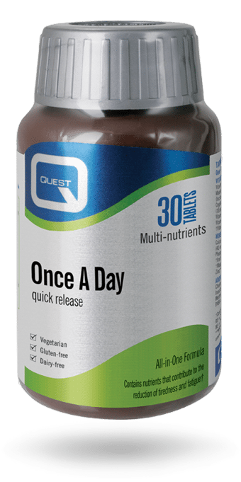 Once a Day 90 Tablets