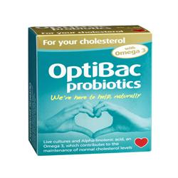 For Your Cholesterol 30 + 30 capsules