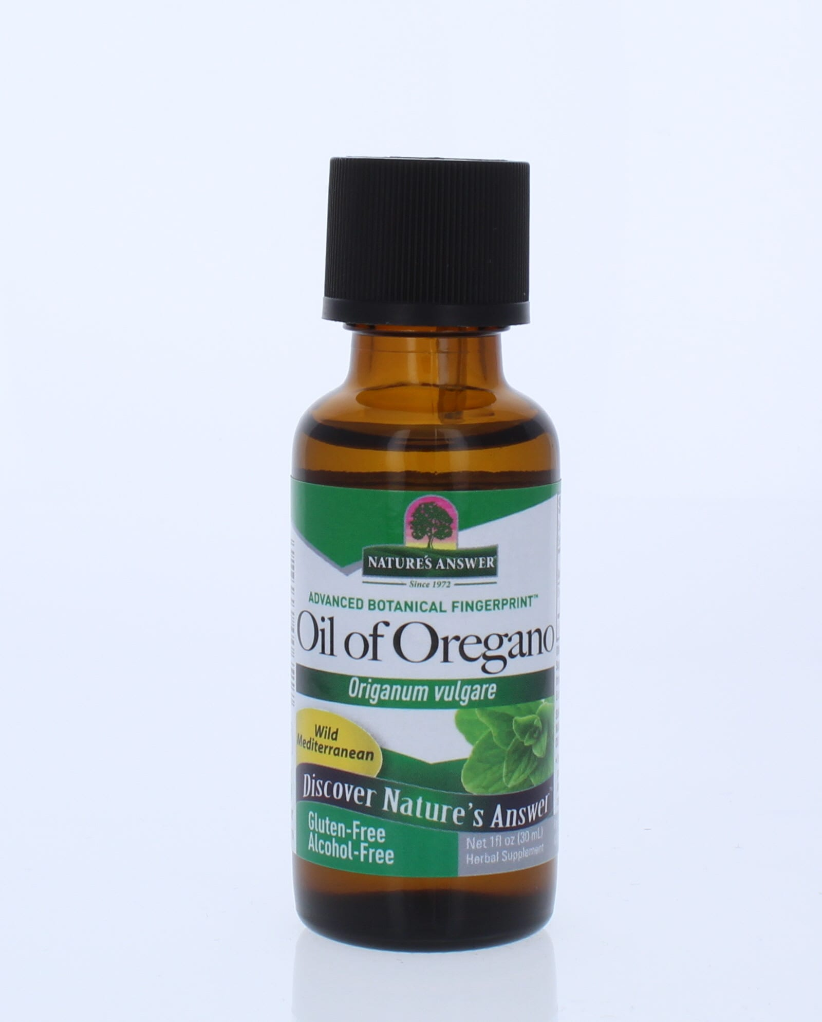 Oil of Oregano Extract Alcohol Free 30ml