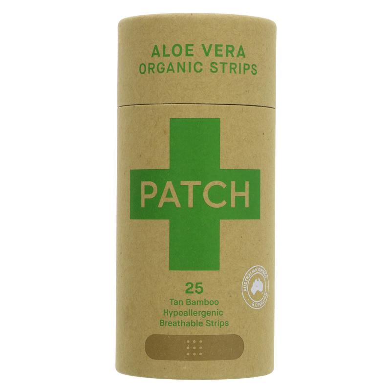 Patch Bamboo Plasters - Aloe Vera