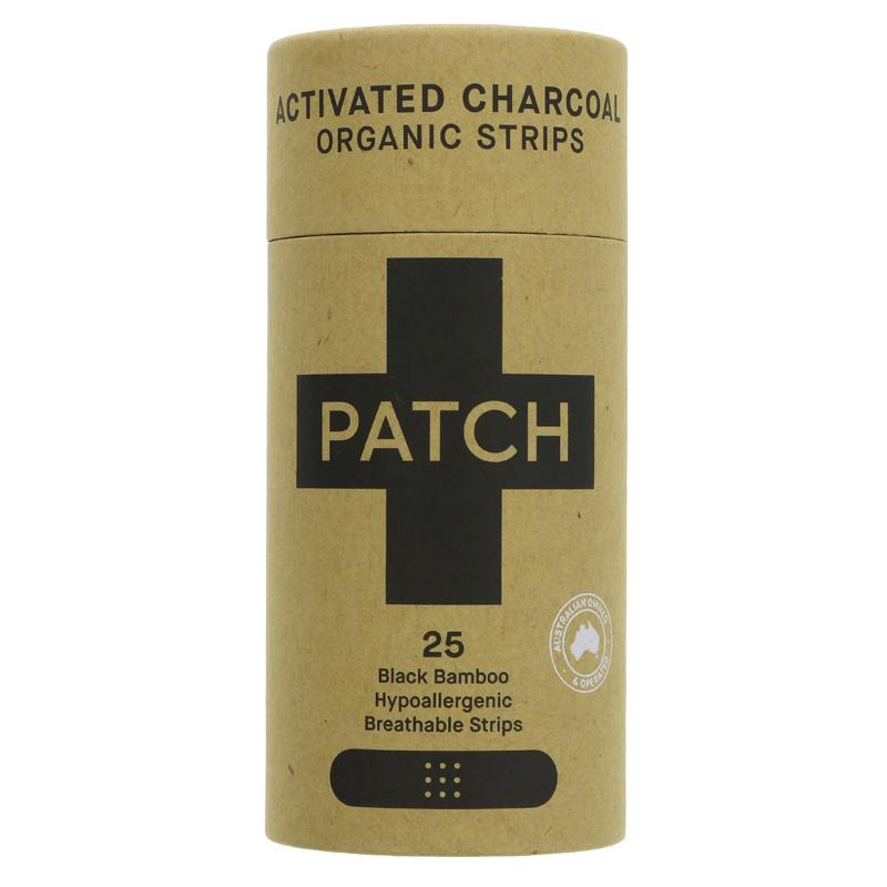 Patch Bamboo Plasters Charcoal