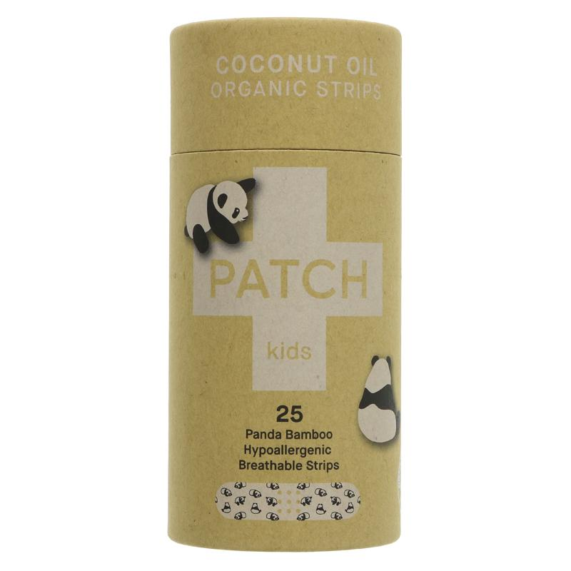 Patch Bamboo Kids Plasters Coconut