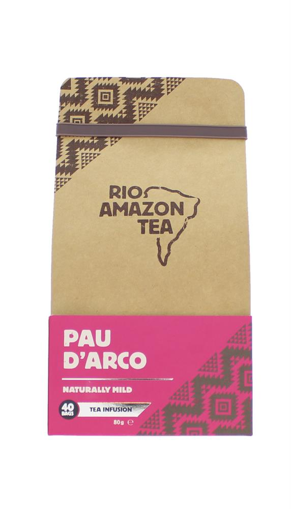 Rio Amazon Pau d'Arco 40 Teabags