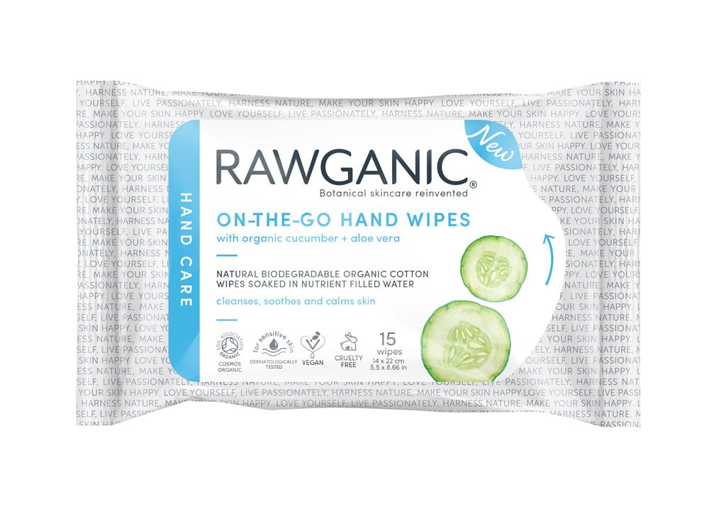 On-The-Go Hand Wipes 20 wipes