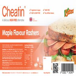 Meat-Free Maple Cured Rashers