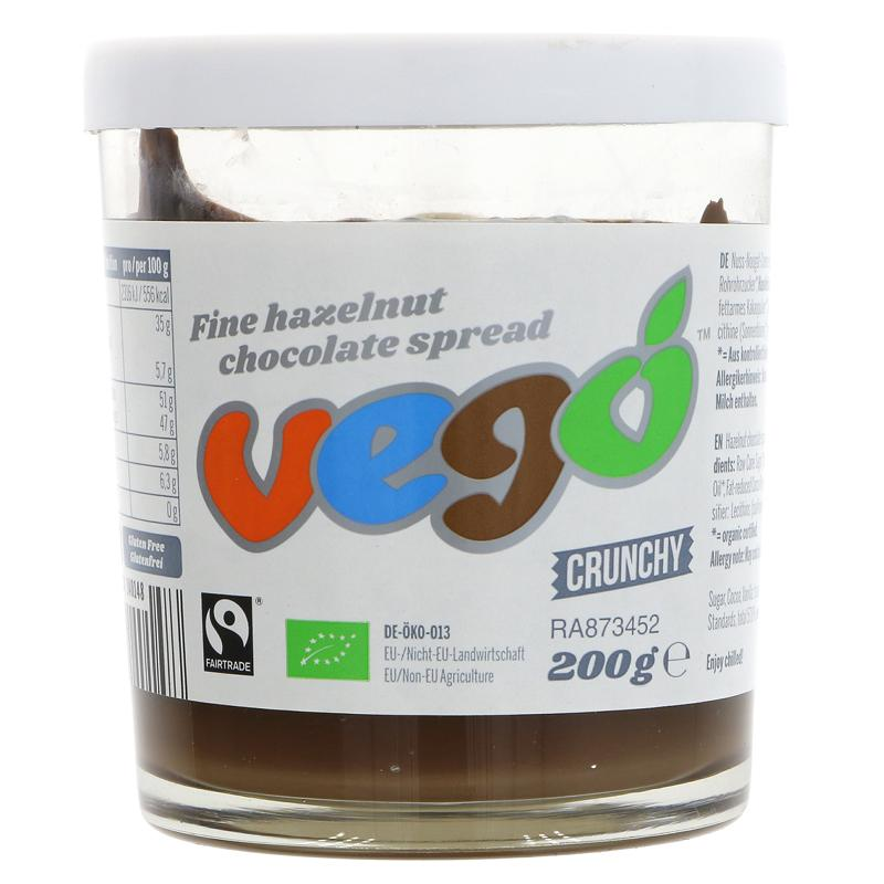 Vego Hazelnut Chocolate Spread