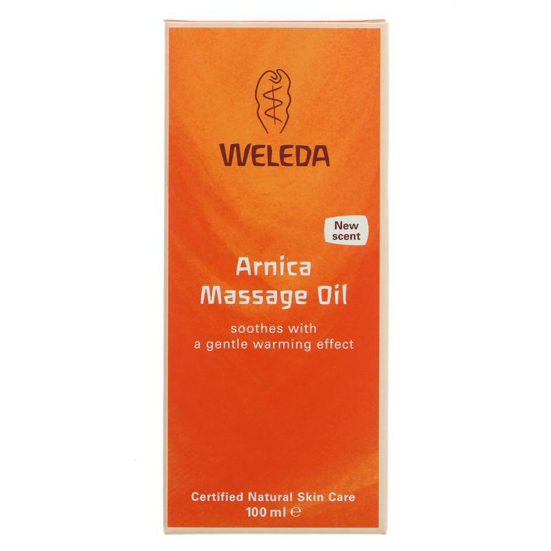 Arnica Massage Oil 100ml