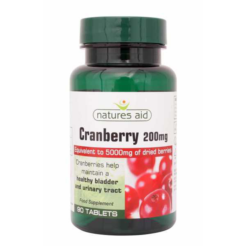 Cranberry - 200mg 90 Tabs