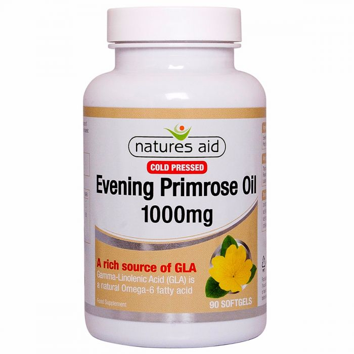 Evening Primrose Oil 1000mg 180 Softgels
