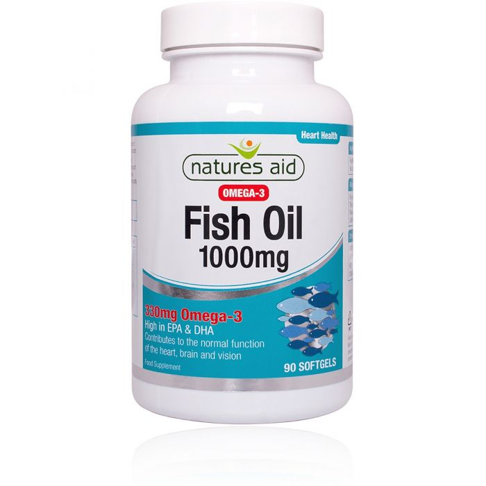 Fish Oil 1000mg 120 Soft Gels
