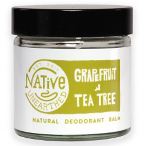 Native Unearthed Grapefruit and Tea Tree Natural Balm 60ml