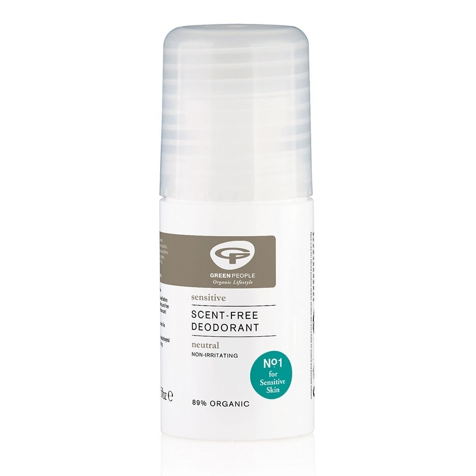 Green People Scent Free Deodorant