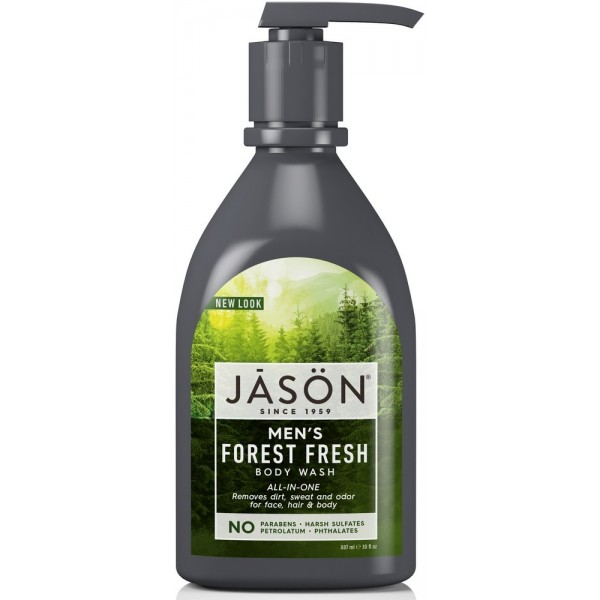 Men All-in-One Body Wash - Forest Fresh 887ml