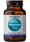High Potency Magnesium 30 Capsules