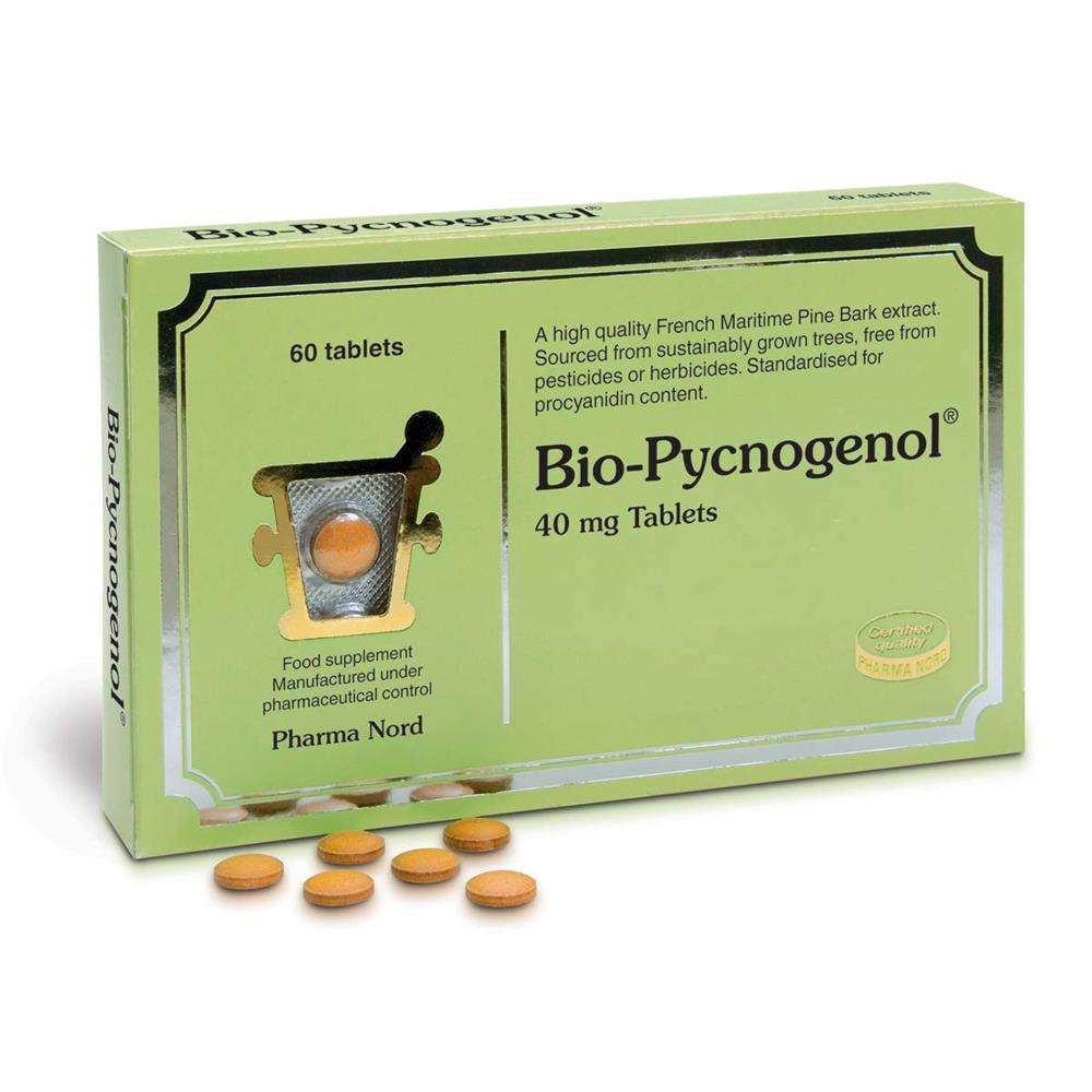 Bio-Pycnogenol 40mg - 60 tablets