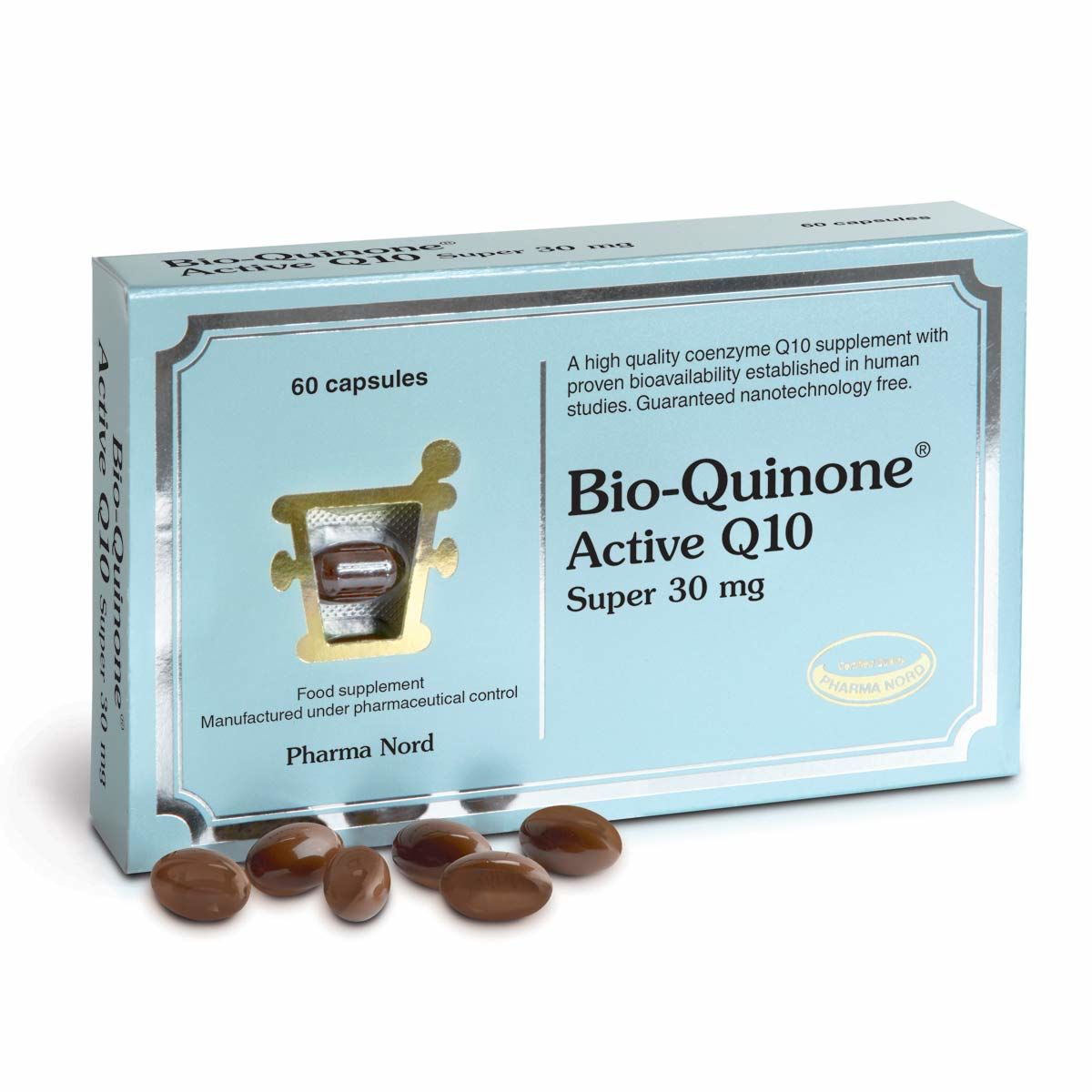 Bio-Quinone Active Q10 100mg 60 Tablets